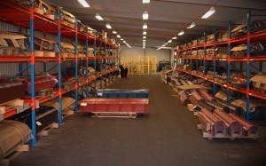 Выбор места расположения склада