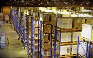 Взаимодействие складского хозяйства и транспортного отдела 2